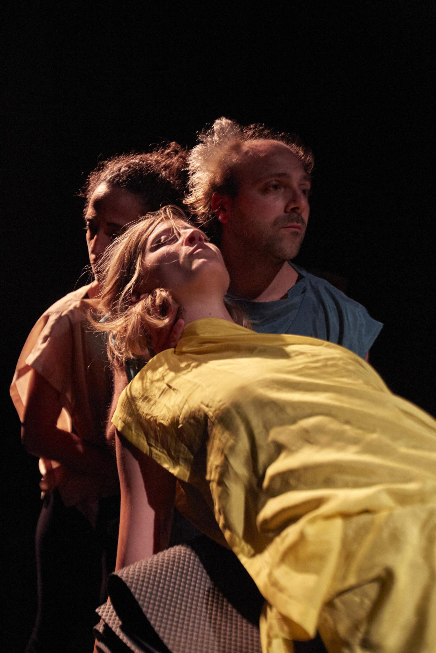 Avec Clea Eden, Angelo Dell'Aquila, Nuria Manzu-Wirth